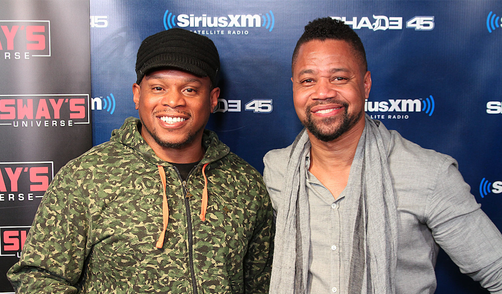 Cuba Gooding Jr. Exclusive on Playing OJ Simpson & Why It Was Difficult to Detach From the Dark Role + He Pop Locks In-Studio