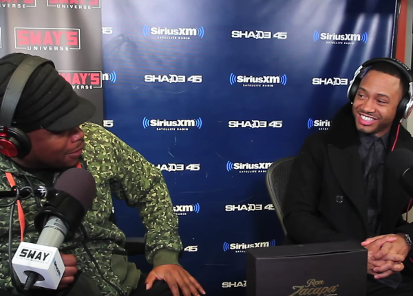 Cam Newton Freestyles on Sway in the Morning + Speaks on Media Pressure & Growth