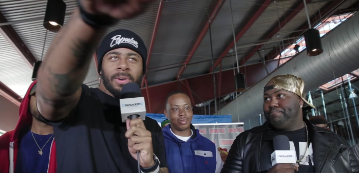 Sage the Gemini Shows HBK Movement is Bigger than Music and Shares the Love with Legendary Mistah F.A.B