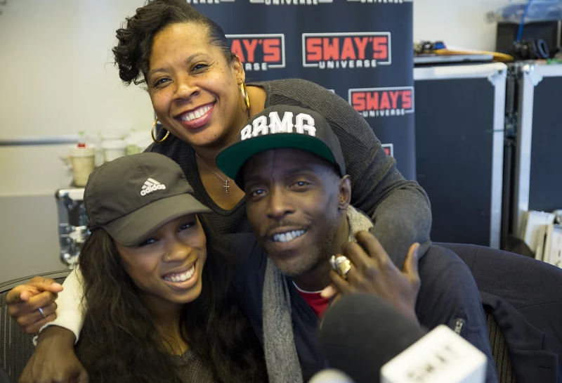 Michael K. Williams on Being Casted to Play Ol' Dirty Bastard + Pulls from Sway's Mystery Sack