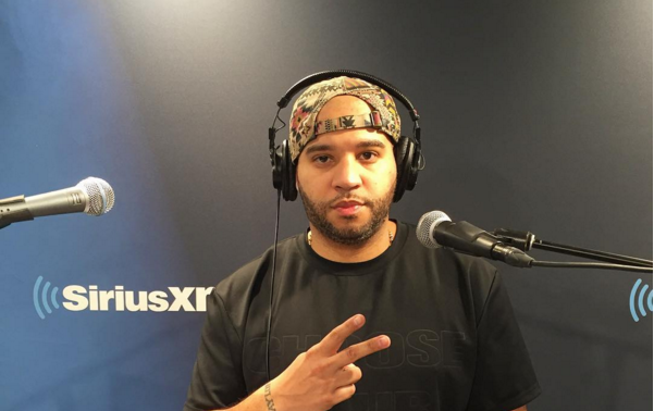 DJ Ominaya Mixes Live on Sway in the Morning