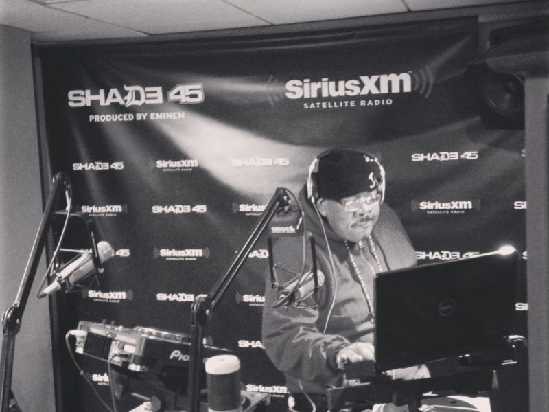 Remembering Big Kap with His Live 2012 Mix on Sway in the Morning