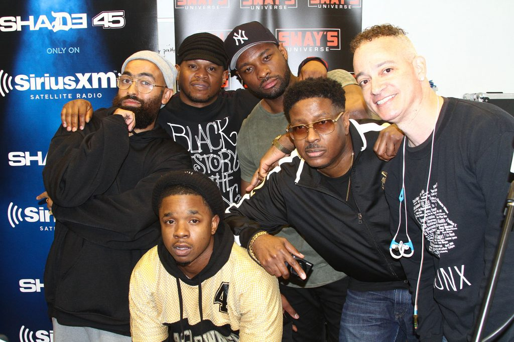 Friday Fire Cypher: Kid, Lantana and Kool AD Freestyle over ill Movie Type Production from AP