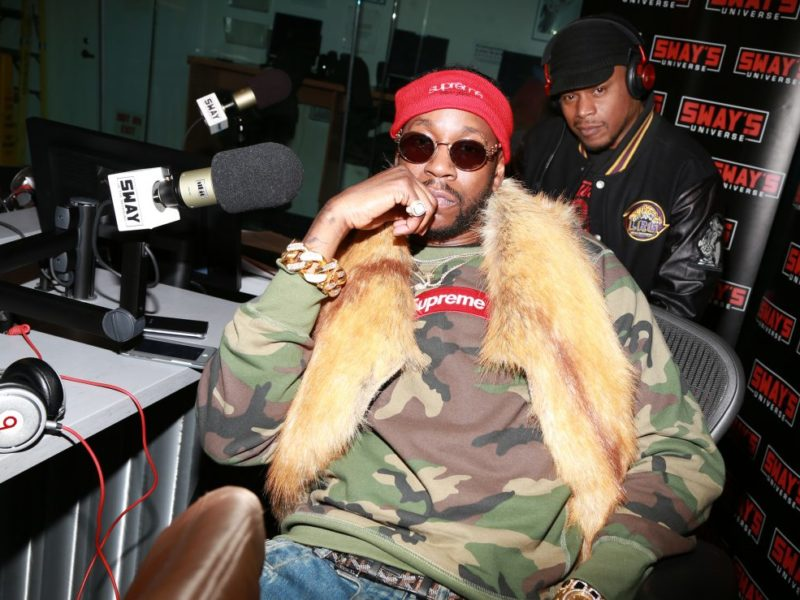 "2 Chainz on Recording ""ColleGrove"" with Lil Wayne, Freestyles off the Top + Remembers the Life of Bankroll Fresh"