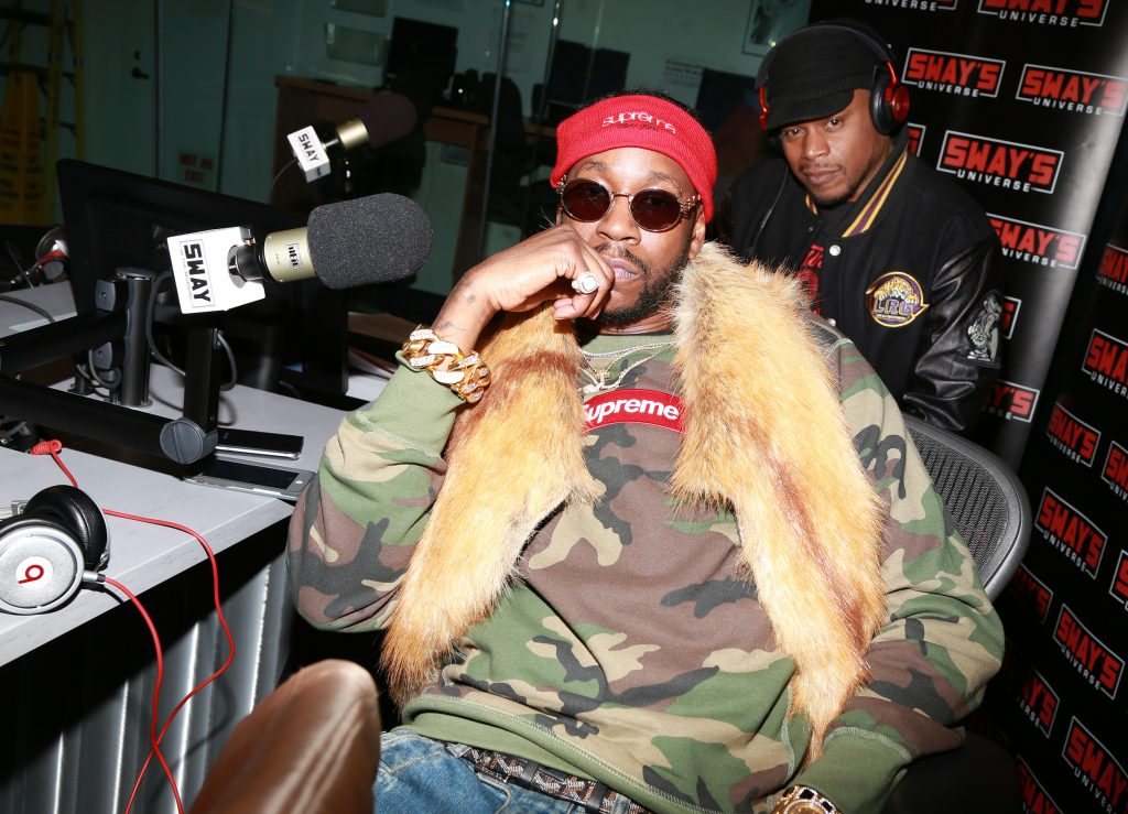 """2 Chainz on Recording """"ColleGrove"""" with Lil Wayne, Freestyles off the Top + Remembers the Life of Bankroll Fresh"""