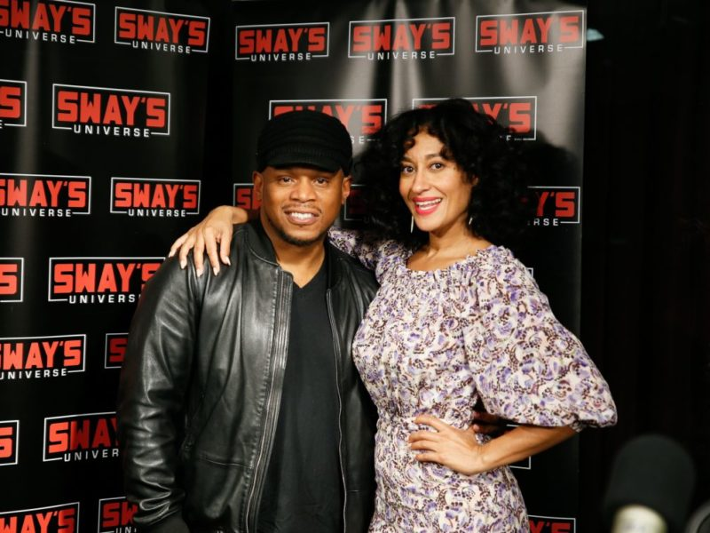 "Tracee Ellis Ross Speaks on ""Blackish"" Tackling Topics Like Gun Violence and Police Brutality, Chemistry with Anthony Anderson and Who Should Play Her Mother, Diana Ross, In a Biopic"
