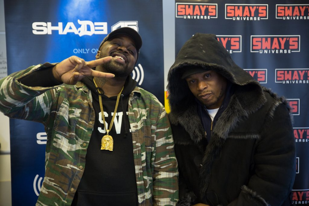Smoke DZA Kills 5 Fingers of Death, Thoughts on Troy Ave & Joey Badass Beef + Dame Dash Charging Per Minute for Advice