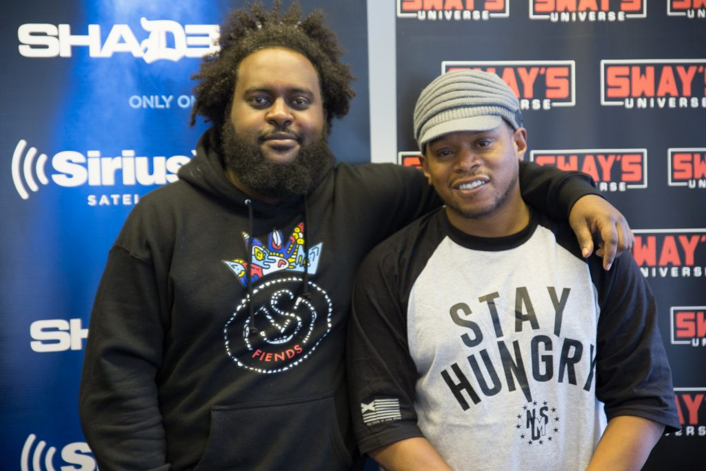 Bas Gets Personal: Being Pushed by J.Cole, Talks Donald Trump + Breaks Down Lyrics on 'Too High to Riot,'