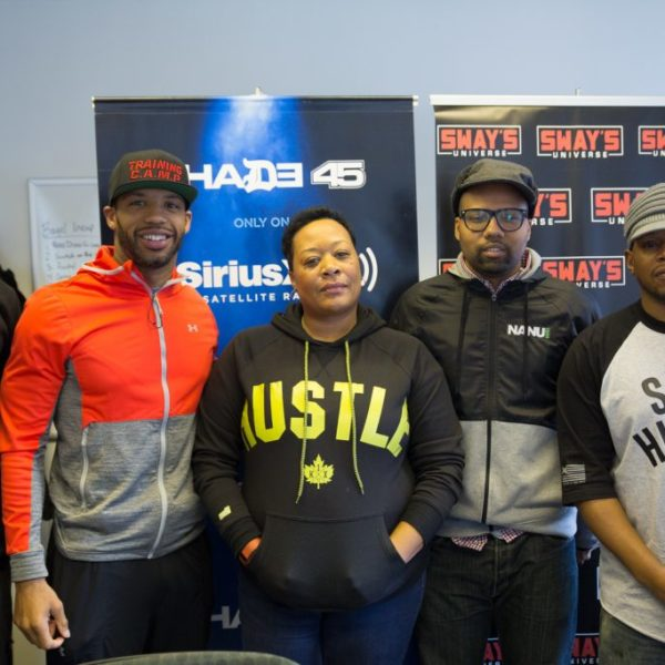 Sway in the Morning Guest DJ Mix: DJ No Phrillz