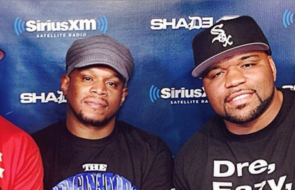 Torae Weighs in on Chris Rock and the Oscars, Joins Rich Nice in A&R Room and Talks 'Entitled' Album