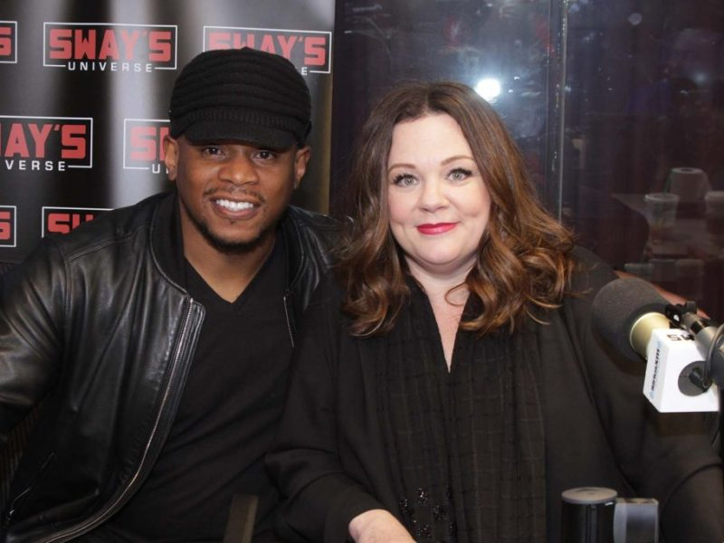 "Melissa McCarthy Talks About her Criminal Childhood, Sticking with Michelle Darnell Character for 16 Years & Husband Ben Falcone Directing ""The Boss"""