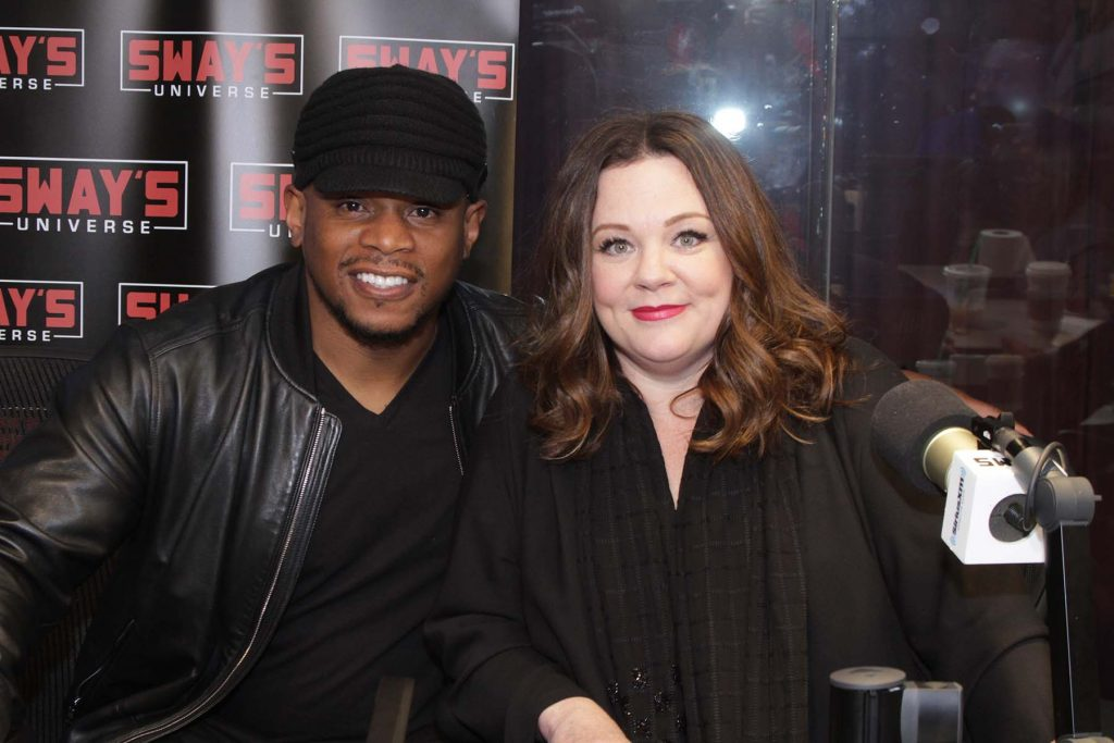 """Melissa McCarthy Talks About her Criminal Childhood, Sticking with Michelle Darnell Character for 16 Years & Husband Ben Falcone Directing """"The Boss"""""""