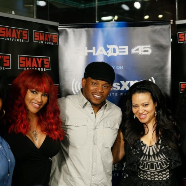 Chi Duly Mixes Live on Sway in the Morning