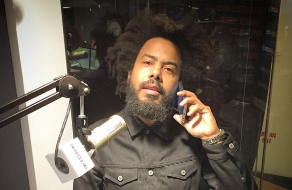 Jillionaire Mixes Live on Sway in the Morning