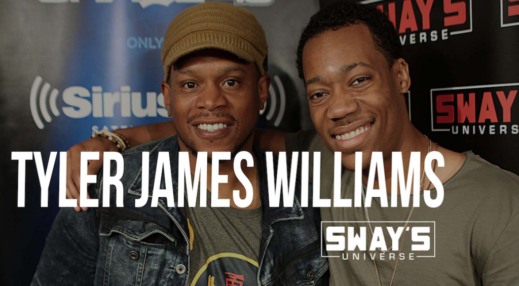 "Tyler James Williams Talks Jay-Z vs Drake as Leader in Rap, 4/20 and Gives Advice as an Actor ""Only Take the Jobs You Want"""