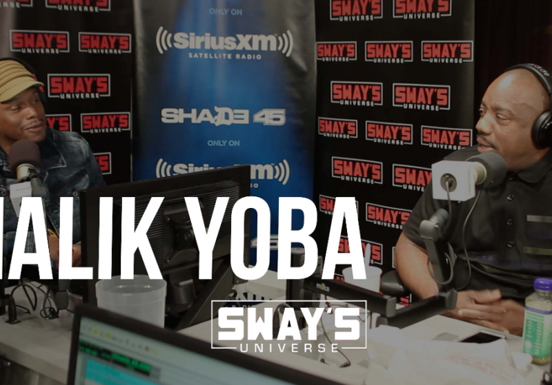 "Malik Yoba Tests Out British Accent From his New Movie ""Paradox"" + Seeing Dame Dash and Black Rob on his Paper Route as a Kid in Harlem"