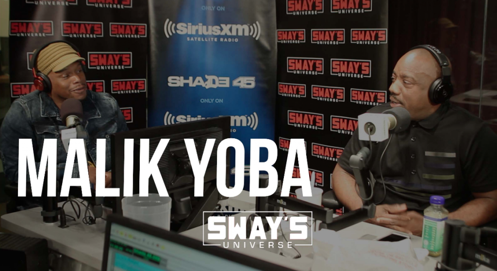 """Malik Yoba Tests Out British Accent From his New Movie """"Paradox"""" + Seeing Dame Dash and Black Rob on his Paper Route as a Kid in Harlem"""