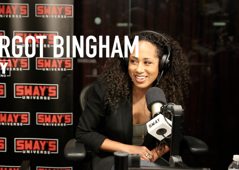 Margot Bingham Breaks Down What a Television Sex Scene Looks Like While Filming + Reveals She's Working on New Music & Freestyles Live