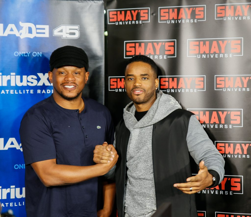Larenz Tate Uncut: Doesn't Care for an Oscar, Project With Laurence Fishburne + O-Dog for President