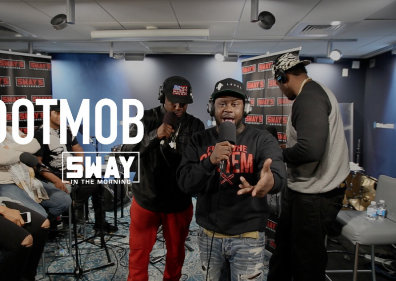 Dot Mob on Battling Drake, Adding Daylyt to the Team, Thoughts on Wilmore Calling Obama the N-Word + Performs Live in Studio