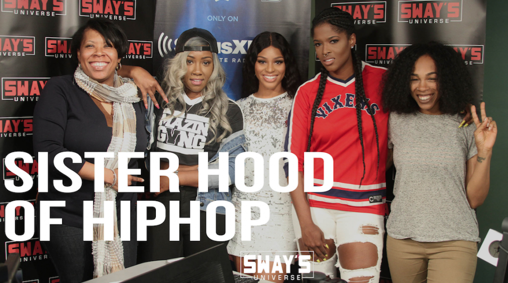 Sisterhood Of Hip Hop Stars Brianna Perry, Audra The Rapper and Lee Mazin Discuss Working With Their Idols Queen Latifah and MC Lyte, Balancing Family and Career + Kick Off a Live Cypher