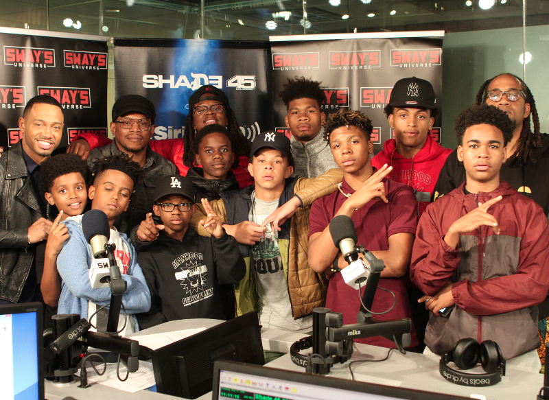 Young Black Kings Lift the Youth Voice from Ghana to Oakland + Performs Live on Air
