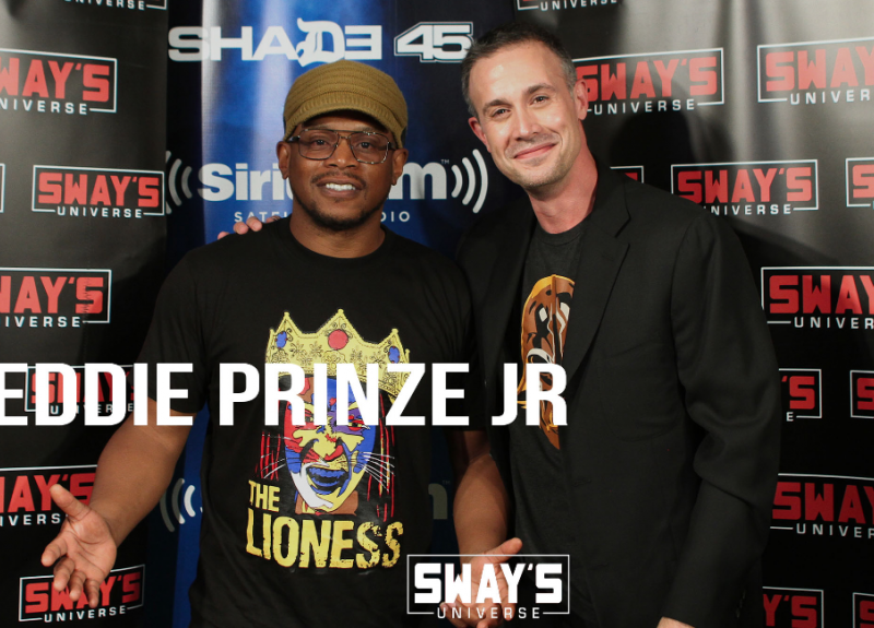 Freddie Prinze Jr. Talks New Cookbook, Regrets, + Sparring With Chuck Norris
