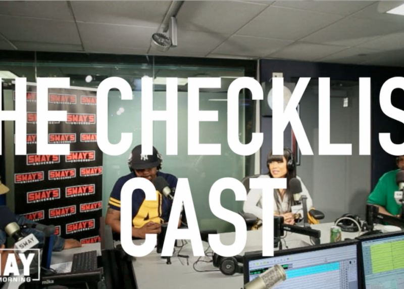 The Checklist Crew Breakdown the List of Must Haves, Bringing Underground Rap Culture to Broadway and Putting Homegrown Bronx Talent on Stage