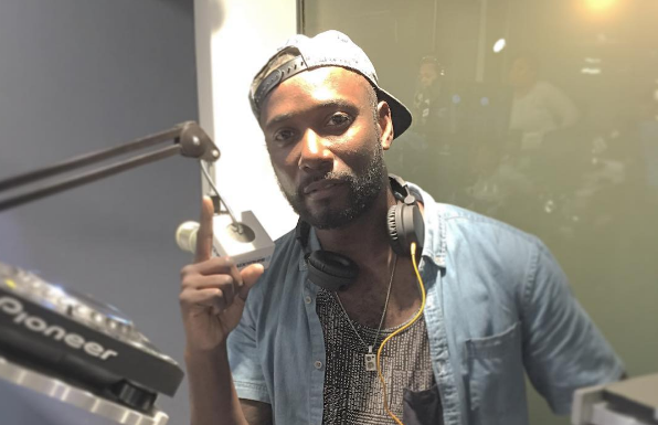DJ Dhundee Mixes Live on Sway in the Morning