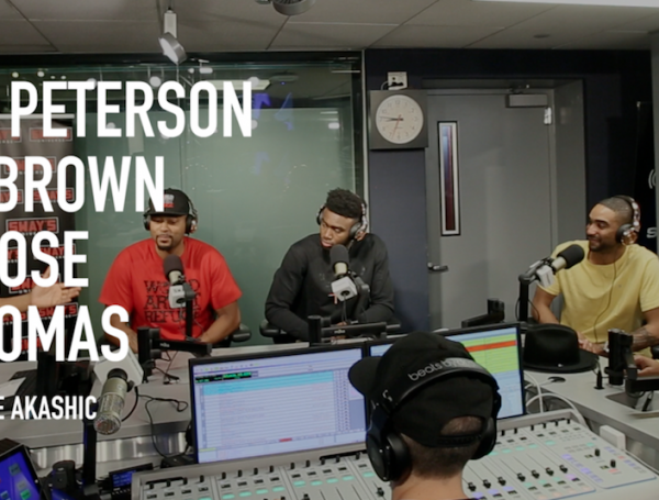 DJ Steve 1der Mixes Live on Sway in the Morning