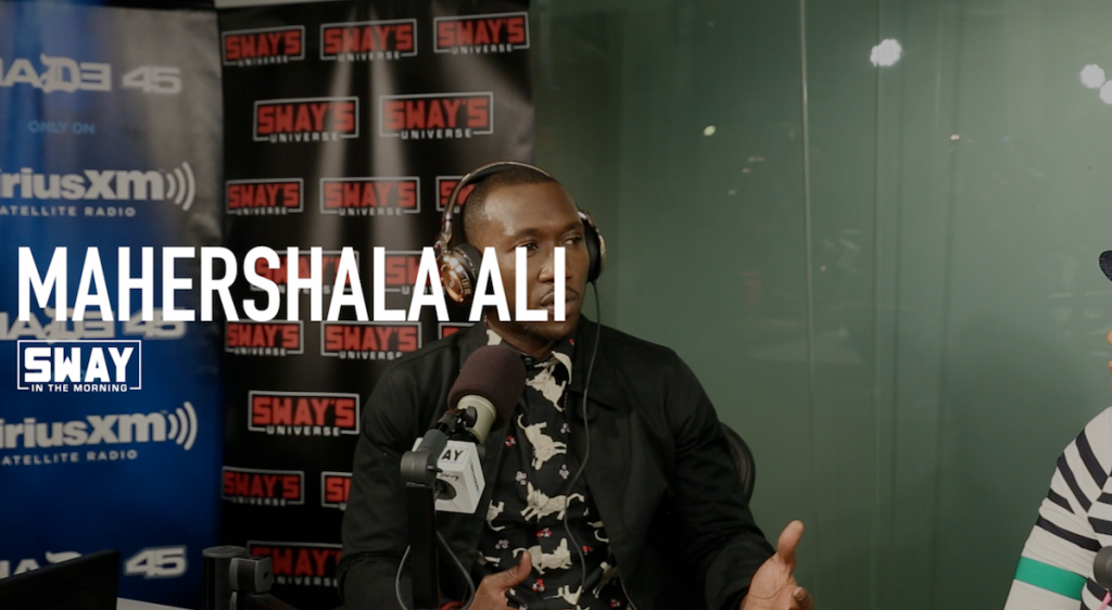 "Mahershala Ali Says ""Free State of Jones"" is More Than a Slave Movie + Talks 'House of Cards'"