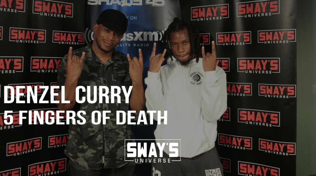 Denzel Curry On the Dangers of Racial Profiling + Nearly Giving up on the XXL Freshman Cover, What Happened to the Raider Klan & Freestyles Live!
