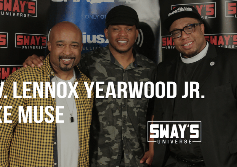 Rev. Lennox Yearwood Jr. and Mike Muse Talk Hip Hop Caucus and Young Rappers Taking a Political Stance, Brexit Aftermath & Where Hillary and Trump Stand on Free Trade