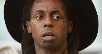 LAS VEGAS, NV - SEPTEMBER 06:  Rapper Lil' Wayne waits to perform at Foxtail Pool at SLS Las Vegas on September 6, 2015 in Las Vegas, Nevada.  (Photo by Ethan Miller/Getty Images)