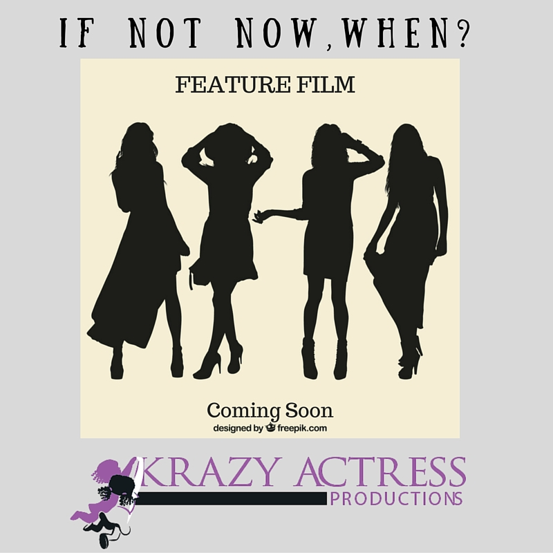 "Invest In The Film That Sway is Executive Producing: ""If Not Now, When?"""