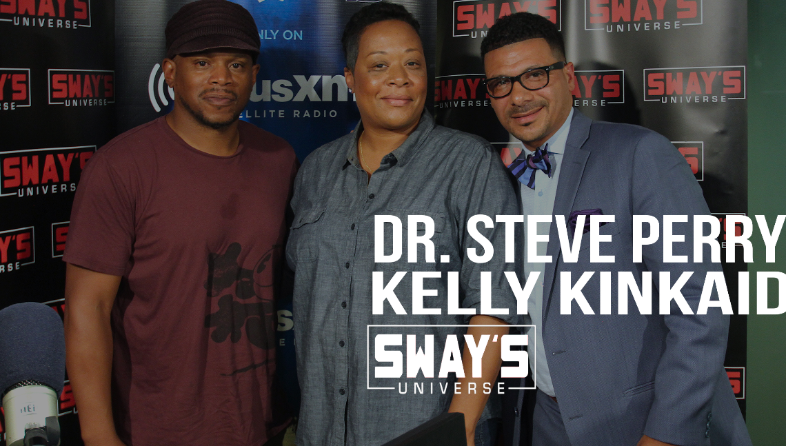 First Aid with Kelly Kinkaid: Dr. Steve Perry Combats Alton Sterling and Philando Castile Tragedy with Education Reform + Teaching Minority Students Social Injustice