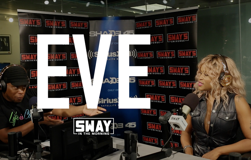 Eve Weighs in on Rich Homie Quan forgetting Biggie Lyrics, Other Female MCs, New Music + Tour with Gwen Stefani