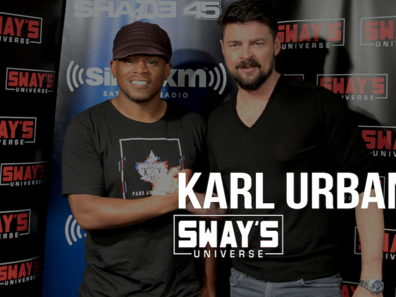 Karl Urban Shares Opinion On Gay Sulu + Leading Star Trek Role