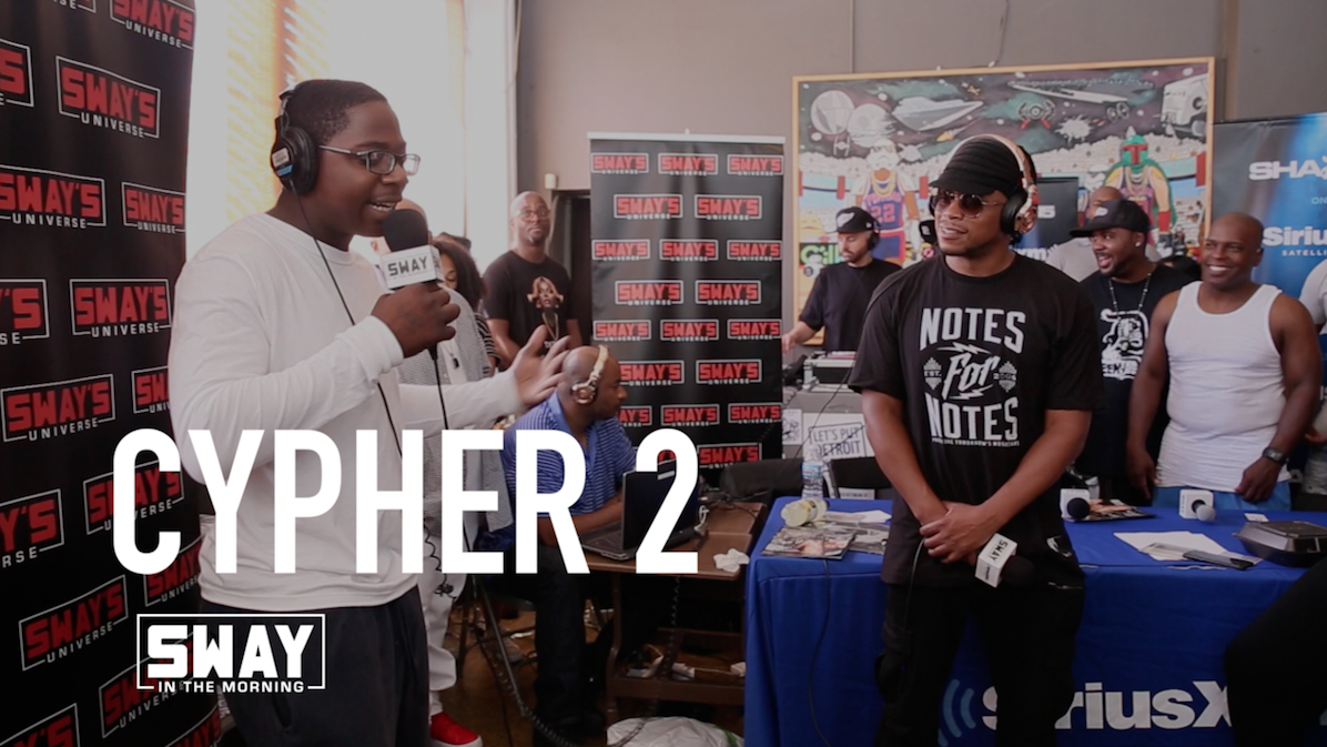 Friday Fire Cypher: PT. 2 of Our Detroit Freestyles