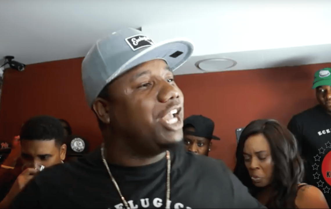 Murda Mook Joins the Cypher of All Cyphers 4