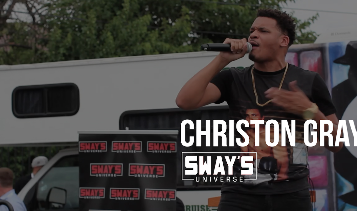 Stephanie J Pride and Christon Gray Lift Their Voices to Glory During Generation of Hope Project Live Performances