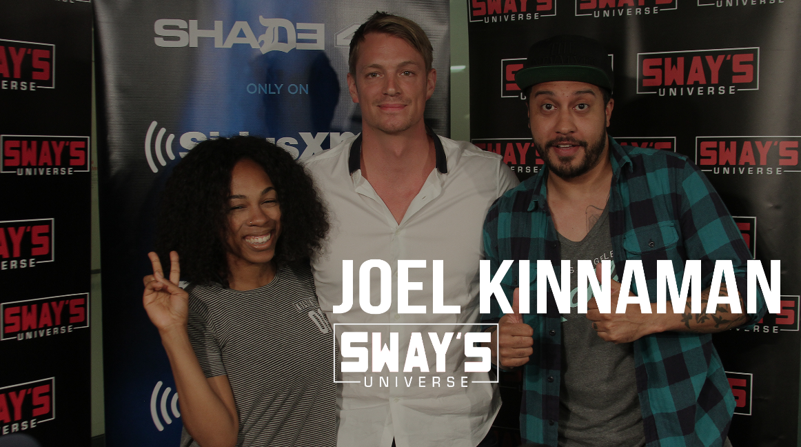 "Joel Kinnaman Describes How He Prepared For His Role as Rick Flag in ""Suicide Squad"""