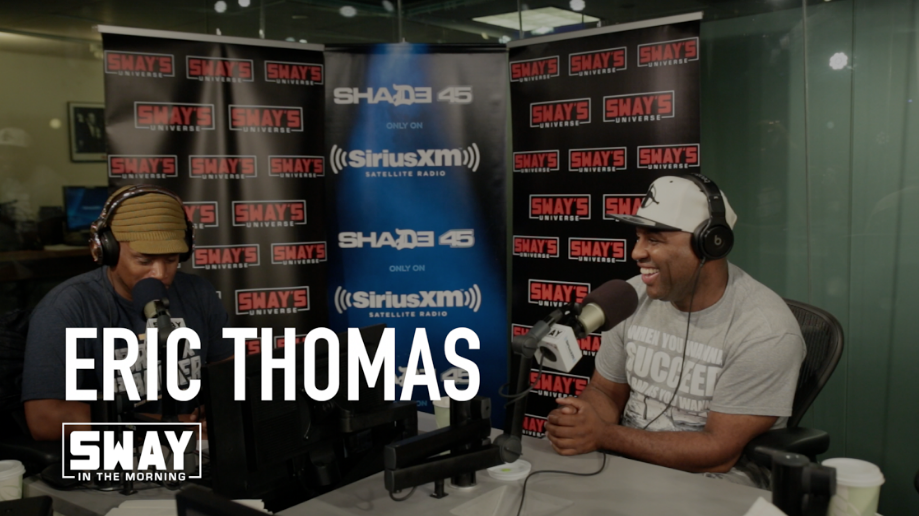 Dr. Eric Thomas Drops Gems of Inspiration with 'Average Skill, Phenomenal Will' Detailing the Journey From Homeless High School Dropout to Obtaining PHD and Traveling the World Sharing His Gift