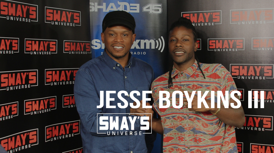 "Get to Know Jesse Boykins on Sway in the Morning: Working with Your Favorite Artists & ""BARTHOLOMEW"" Project"