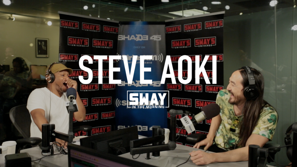 "Steve Aoki Opens Up About DJ AM's Death, ""I'll Sleep When I'm Dead"" Doc + Being the Son of the Founder of Benihanas"
