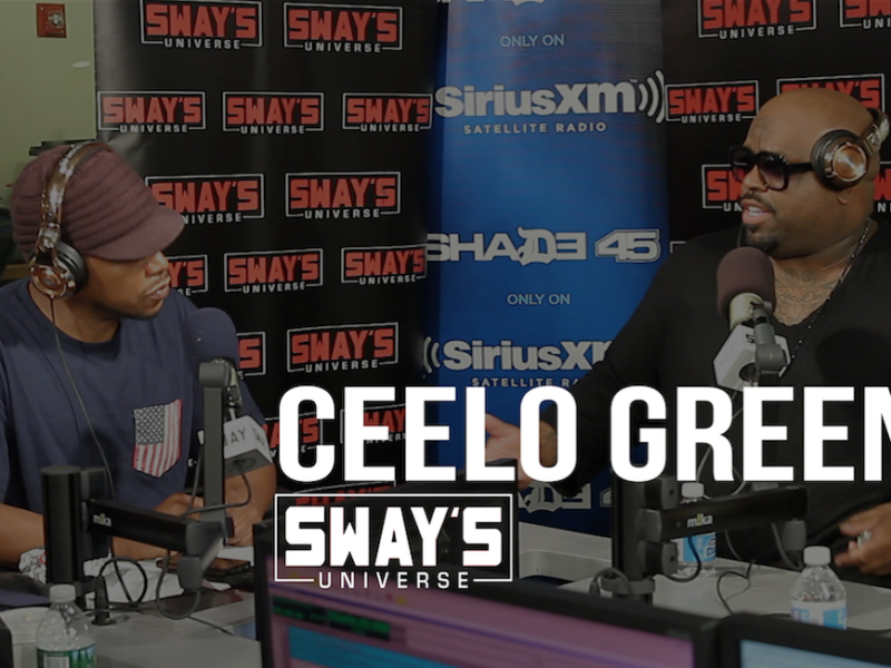 CeeLo Spills the Truth: Andre 3k vs. Drake + Dungeon Family Reunion Show