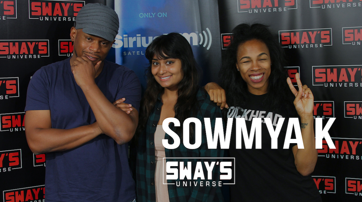Sowmya Krishnamurthy Breaks Down the MTV VMA's on Sway in the Morning