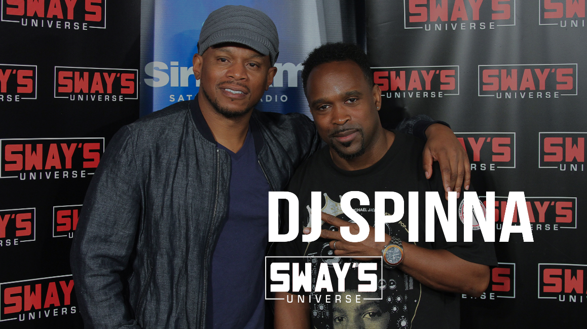 DJ Spinna Celebrates Michael Jackson's Birthday + Breaks Down Studio Stories with Stevie Wonder & Uncensored Thoughts by Prince