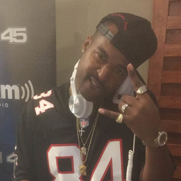 DJ Sean G Mixes Live on Sway in the Morning