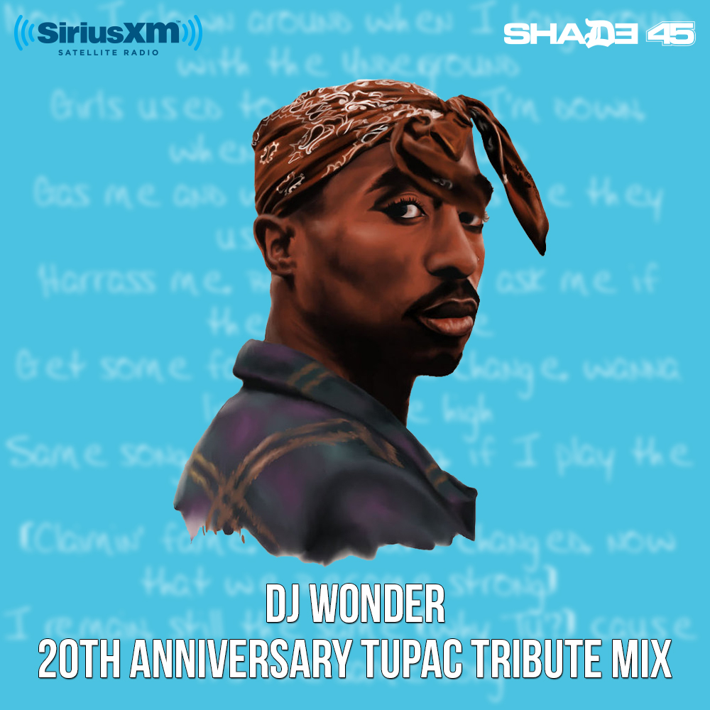 Tupac 20th Anniversary Tribute Mix